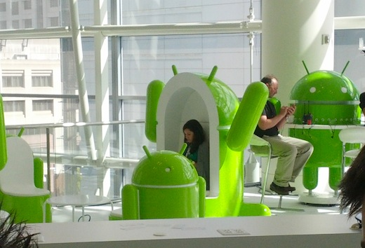 Android fans: You can see all the video sessions from Google I/O 2012 right here