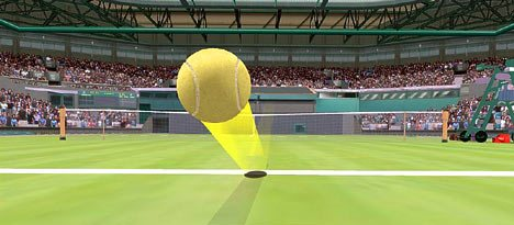 the technology in the sport of tennis In this case it is enhanced video review, rather than the ball tracking technology as used in other sports sport specific tennis - it is now standard at the major tennis tournaments for a line review system to be in place, with players given power to review contentious line calls.