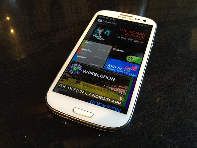Samsung admits it mistakenly removed universal search from Galaxy S III, fix coming within days