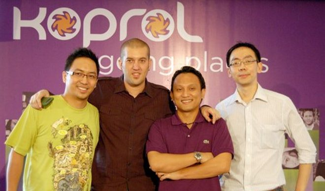 Yahoo agrees to return Indonesian check-in service Koprol to its founders