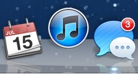 Messages Dock bounce Badge TNW Review: OS X 10.8 Mountain Lion