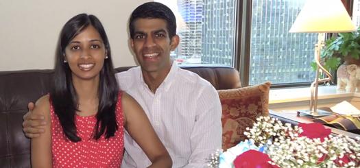Watch: This Google employee's wedding proposal happened via a Nexus 7