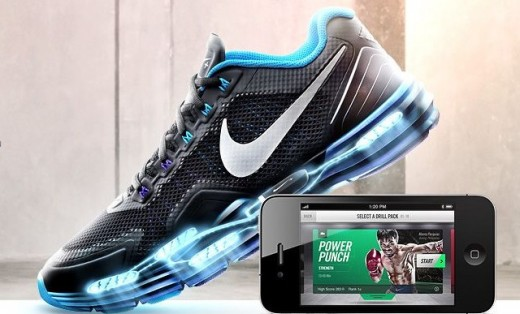 NikeLunar 520x314 TNW trials Nike+ connected shoes, as Charles Barkley hails the need to compete with ourselves