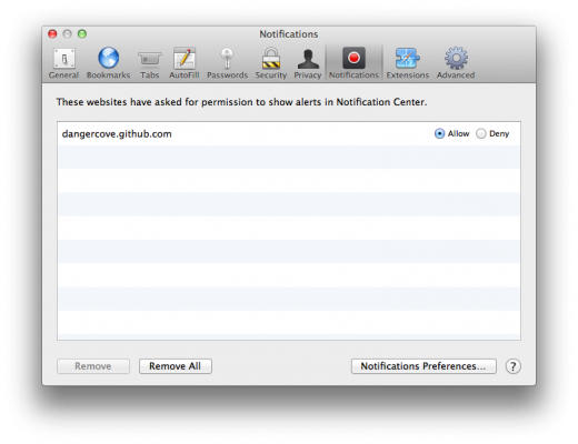 Notifications Permission in Safari 520x400 TNW Review: OS X 10.8 Mountain Lion