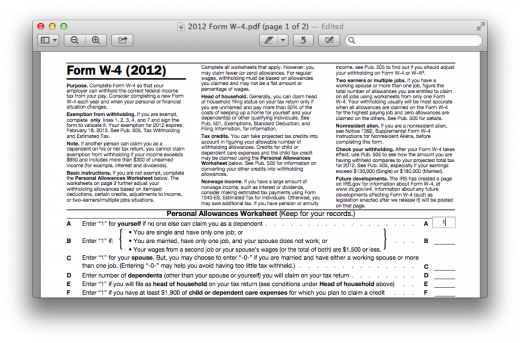 Preview Filling Forms PDF 520x343 TNW Review: OS X 10.8 Mountain Lion