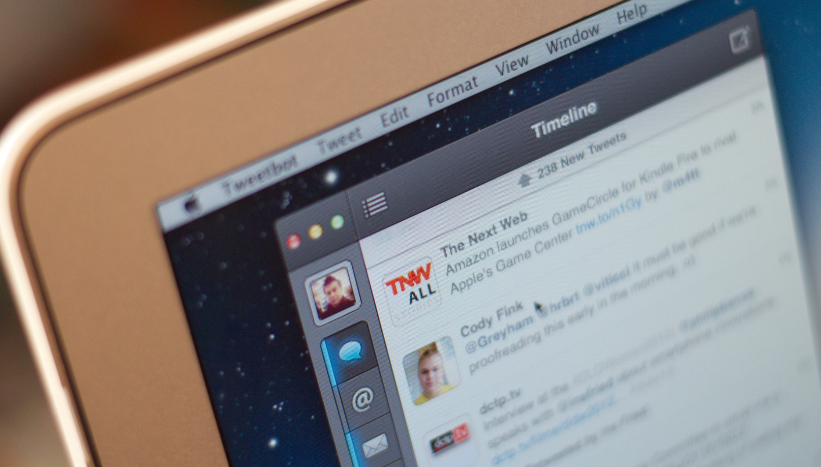 The hotly anticipated Tweetbot comes from iOS to the Mac as a free public alpha