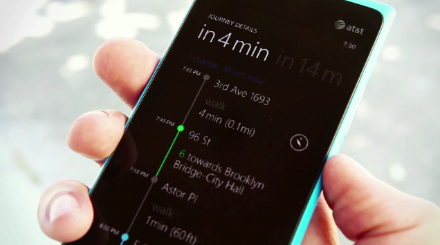 Nokia Transport updated to deliver additional travel options, detailed line views and more