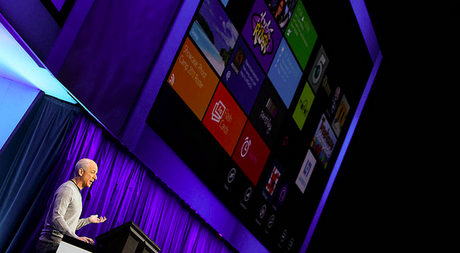 Microsoft claims massive Windows 8 graphical performance improvements over Windows 7