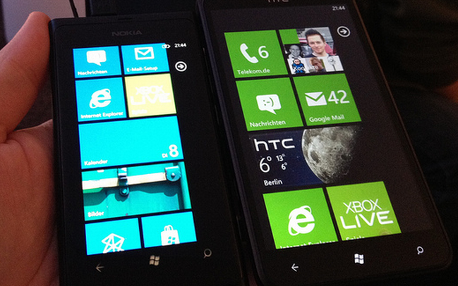 Mystery Windows Phone device hints at huge performance improvements