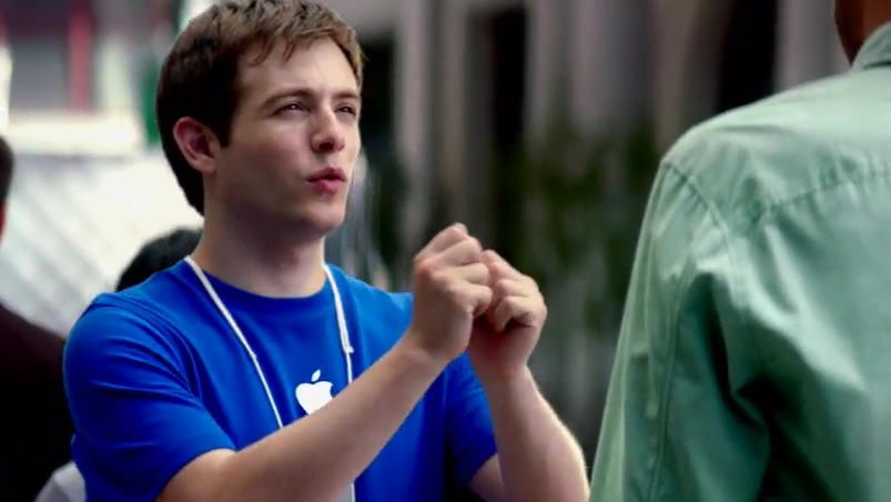 Apple's new 'Genius' ads are well targeted, but poorly executed