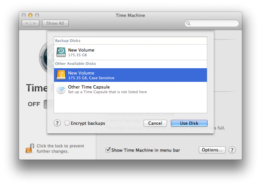 Time Machine 520x371 TNW Review: OS X 10.8 Mountain Lion