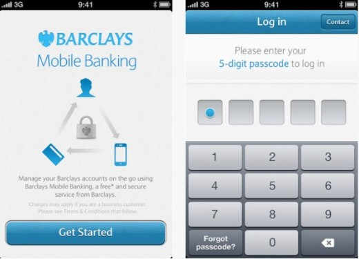 Barclays bank launches mobile banking app its also worth noting that whilst business customers can use the app its restricted to those with a debit card and who can make payments from their reheart Images