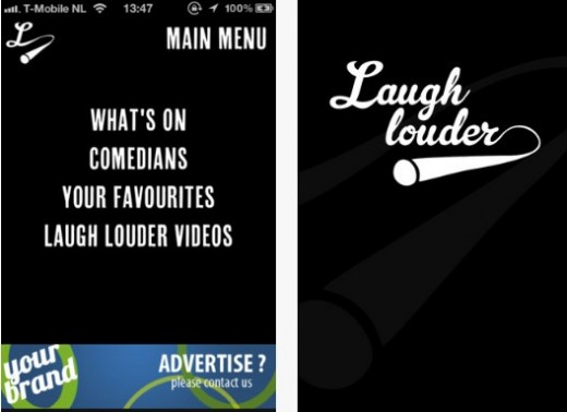 a9 520x378 Laugh Louder: This iOS app helps you search for live comedy shows around the UK