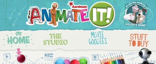 aardman s animate it lets you create your own animations