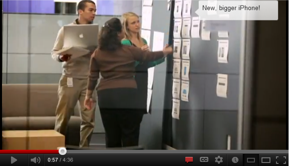 Can You Spot the 7-inch iPad in Apple's Corporate ...