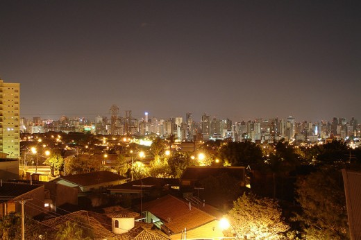 campinas by night by marioct 520x346 18 Latin American tech hubs you should know