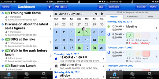 doodle520a copy Doodles new iPad app makes scheduling easier for its 10 million monthly users
