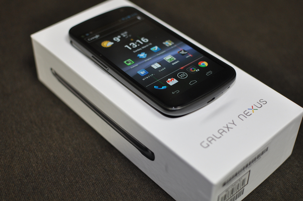 "Google is ""imminently"" issuing a software patch to overcome a possible Galaxy Nexus sales ..."