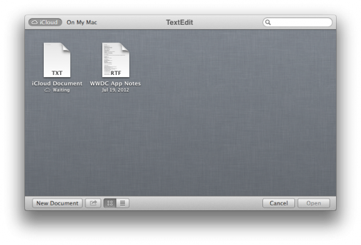 iCloud Document Library 520x353 TNW Review: OS X 10.8 Mountain Lion