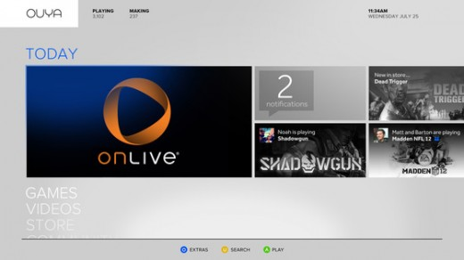image 141145 full 520x292 OUYA secures OnLive partnership, teases controller design as it passes $5.5M on Kickstarter