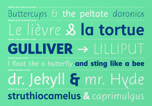 instant 30 new typefaces released last month that you need to know about (July)