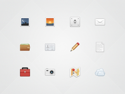 iora shot Size matters: 21 Gorgeous petite icon sets crafted by pixel perfect designers