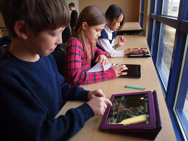 10 incredible iPad apps for education