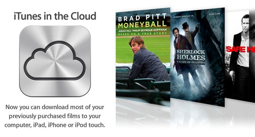 itunes movies cloud uk iTunes Movies in the Cloud now in UK, Canada, Philippines, Australia, Brazil and 28 other new markets