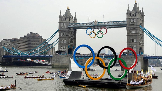London Olympics opening ceremony sees 9.66m tweets, surpassing Beijing 2008 total in just 24 hours