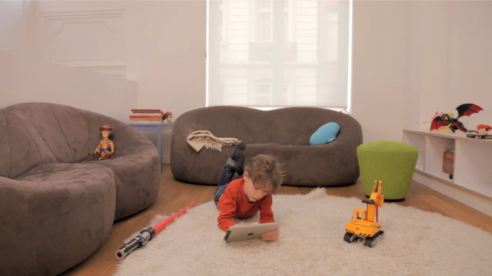 Maily launches on the iPad to make email fun, simple and secure for your child