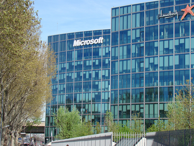 Microsoft mulls redundancy program in France, blames Google
