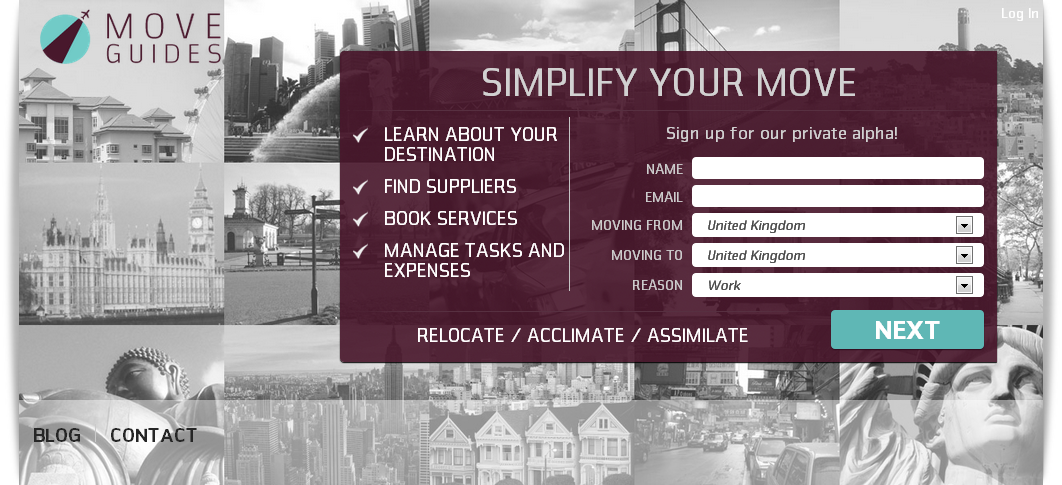 International Relocation Service MOVE Guides Raises 400k Seed Funding – International Relocation Specialist