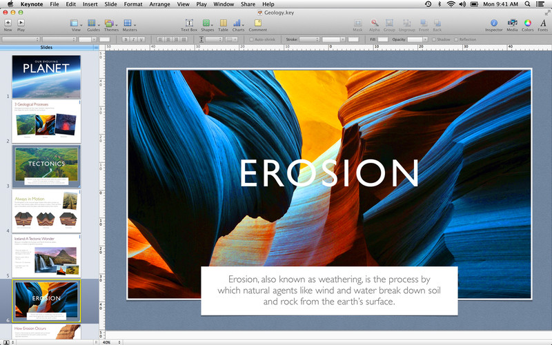 Apple rolls out updated iWork suite, adds iCloud sync, Dictation and Retina support