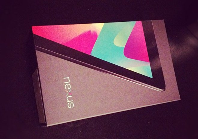 Google launches the Nexus 7 in South Korea, its second Asian market