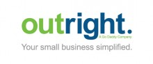 out right featured 220x92 Go Daddy acquires accounting software company Outright.com