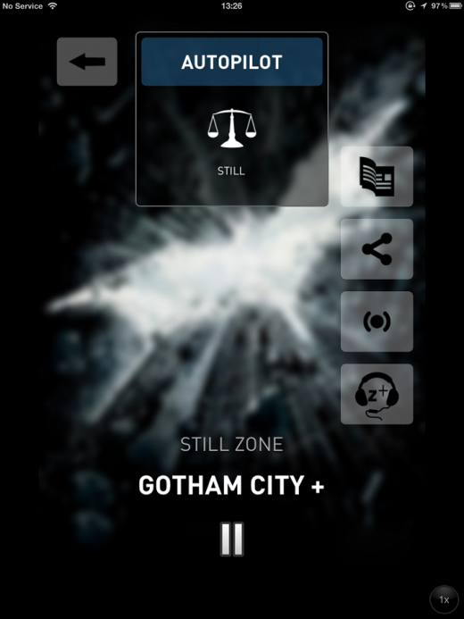 photo 24 520x693 The Dark Knight Rises Z+ app lets you live your life to a Batman soundtrack