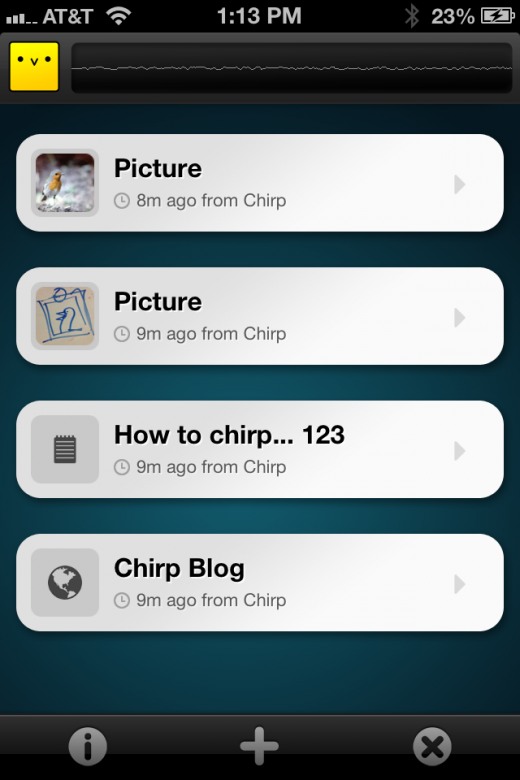 photo 25 520x780 Chirp sings pictures and notes from one iPhone to another