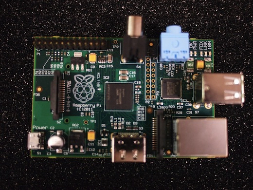 Demand rises for Raspberry Pi's $35 Linux computer: 4,000 units made per day, bulk orders now possible ...