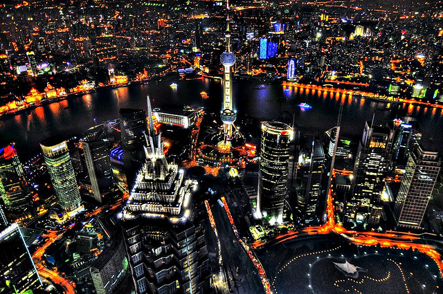 Free WiFi coming to Shanghai as Chinese authorities kick off 'i-Shanghai' initiative