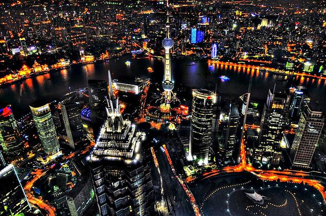Free WiFi coming to Shanghai as Chinese authorities kick off 'i-Shanghai' initiative
