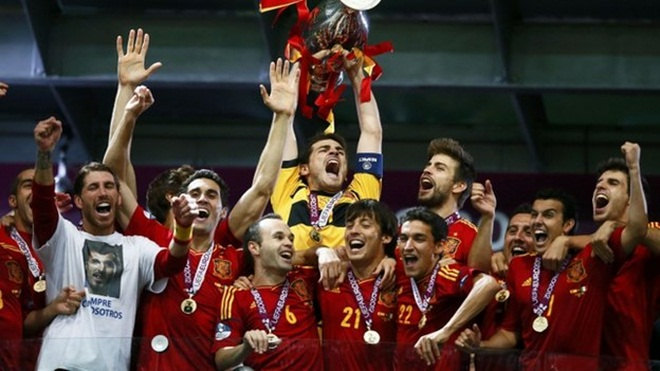 Euro 2012 football final sets new Twitter sports record with 15,358 tweets per second