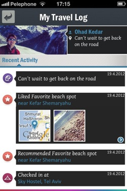 wetrip4 Put that guidebook down, WeTrip brings real time travel info to your iPhone