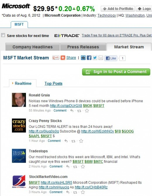2012 08 06 17h27 18 520x670 Nasdaq.com launches Market Stream, a real time feed for financial updates of all stripes