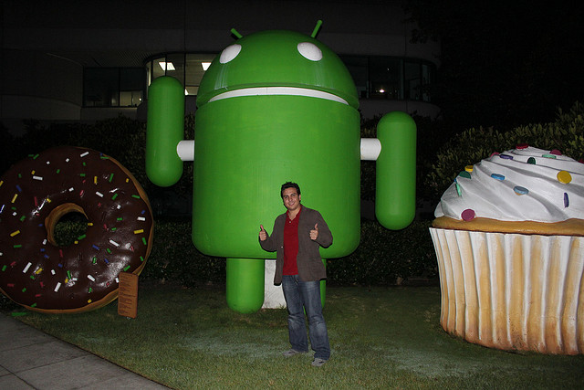 Google launches new revision to its Android Developers site to include Jelly Bean features