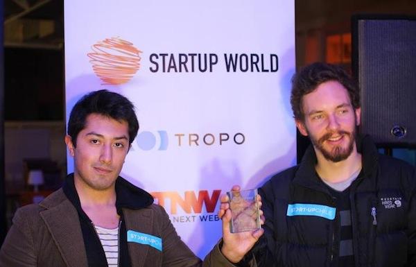 Edoome wins Startup World: Chile
