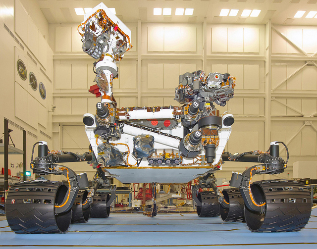 Want to ask the NASA Mars Curiosity team a question? You can on Reddit this Thursday