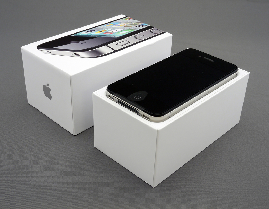 Apple will now give you up to $345 for your old iPhone 4S
