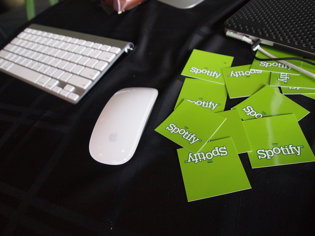 Spotify brings physical subscription gift cards to Target stores in the US