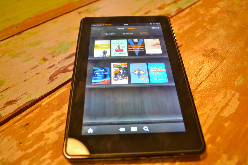 Amazon rumoured to launch two new 7-inch Kindle Fires, one of them ad-supported