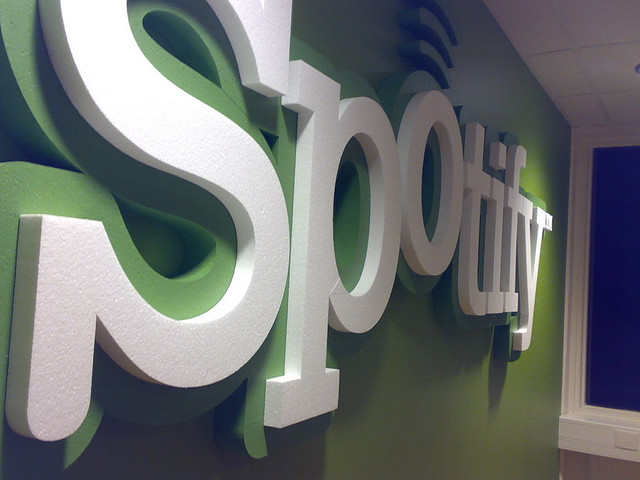 Spotify adds playlist sorting options, new login screens and other navigation improvements to its iOS ...